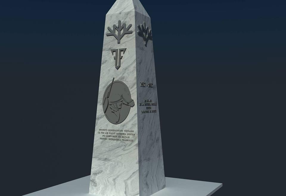 Monumentul de pe Ciresoaia 15