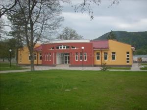 Centrul de tratament balnear Parc Măgura Târgu-Ocna