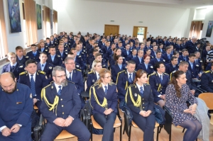 Începerea noului an şcolar la SNPAP Târgu-Ocna 2016 - 2017