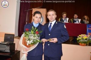 Deschiderea noului an școlar la SNPAP Târgu-Ocna 2013-2014