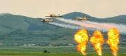 Miting aerian la Baza 95 Aeriană Bacău