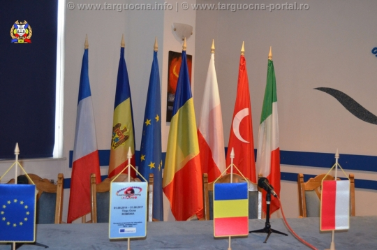 """Lansarea proiectului """"Learning by Doing"""" la SNPAP Târgu-Ocna"""