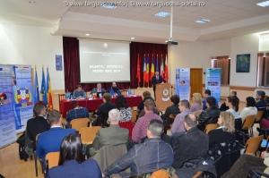 Raportul SNPAP Târgu-Ocna privind activitatea unităţii pe anul 2016.