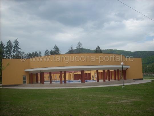 """Deschiderea centrului balnear """"Parc Măgura"""""""