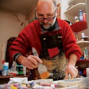 Târgocneanul Sorin Nicodim - un pictor complet