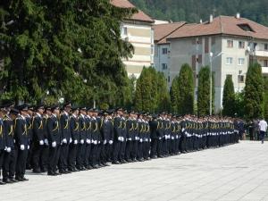 """Festivitatea de absolvire a agenţilor de penitenciare, promoţia """"Ferdinand I"""" 2015"""