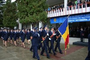Festivitatea de absolvire a promoţiei 2009-2010 la SNPAP Târgu-Ocna