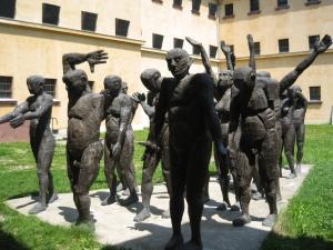 """Excursia tematică la """"Memorialul Victimelor Comunismului și al Rezistenței"""" - Sighetu Marmației"""