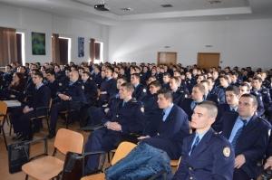 Managementul situaţiilor de urgenţă la SNPAP Târgu-Ocna