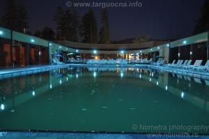 """""""Timelapse"""" la piscina din cadrul Centrului balnear Parc Măgura"""