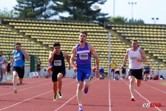 Urăm succes târgocneanului Melnicescu Andrei la Campionatele Europene de atletism 2016