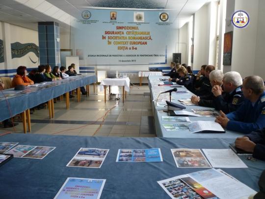 Siguranţa cetăţeanului în societatea românească