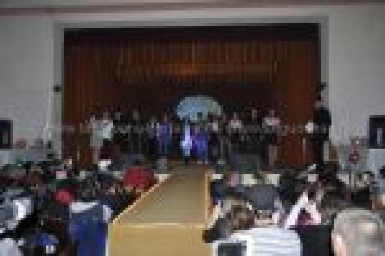 Rezultatele şi probele de concurs la Miss&Mister Boboc 2010