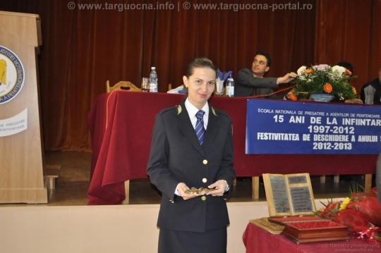 Deschiderea noului an de învatamânt  la SNPAP Târgu-Ocna