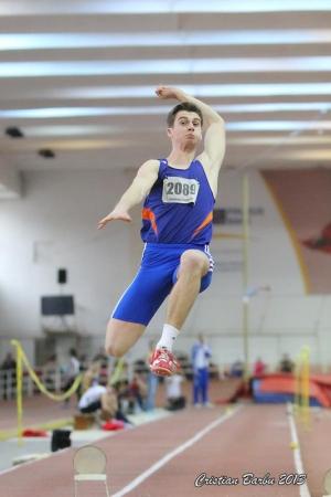 Târgocneanul Melnicescu Ionuţ Andrei pe cel mai înalt podium