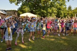 Şcoala de vară la Târgu-Ocna