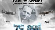 Miting aviatic - 70 de ani de la ultimul zbor - Erou Căpitan Aviator Alexandru Șerbănescu