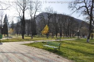 Trecerea timpului-Parcul Măgura