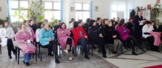 Bilanțul Spitalului penitenciar Târgu-Ocna