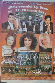 Zilele staţiunii turistice de interes naţional Târgu-Ocna în 2011