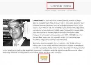 Oamenii timpului - Istoric Corneliu Stoica