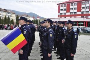 Ziua naţională a României sărbătorită în Staţiunea Târgu-Ocna în 2012