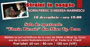 Sala Florin Piersic - inaugurată în Mina turistică Salina din Târgu-Ocna